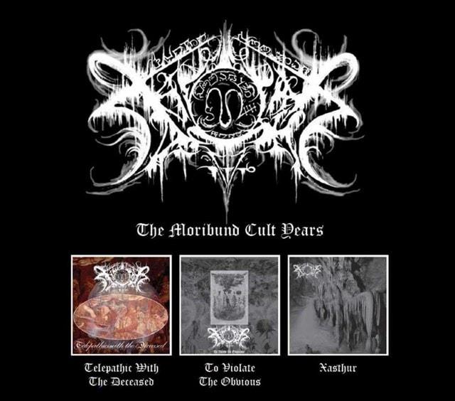 The Moribund Cult Years - 1