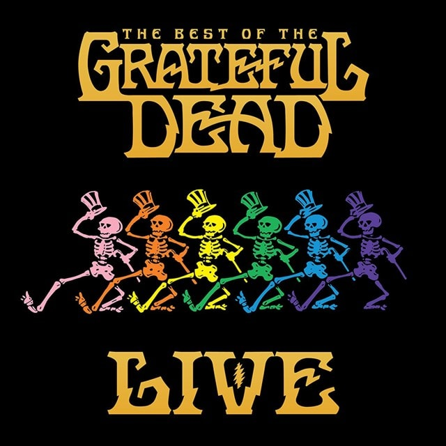 The Best of the Grateful Dead Live - 1