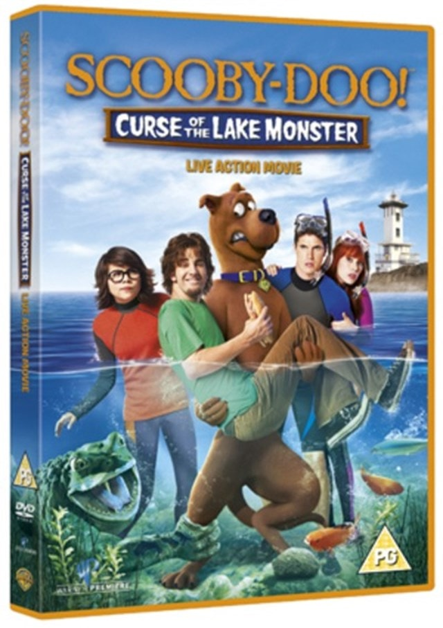 Scooby-Doo: Curse of the Lake Monster - 1