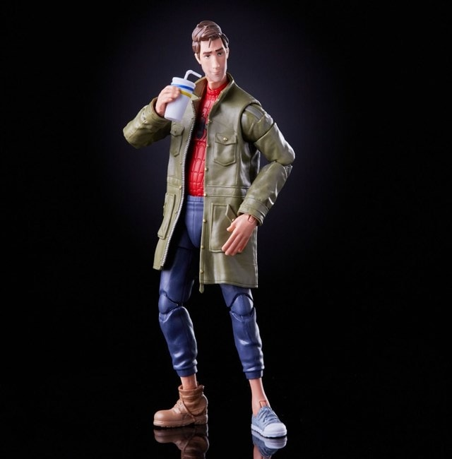 Peter B Parker: Spider-Man: Into The Spider-Verse Marvel Action Figure - 5