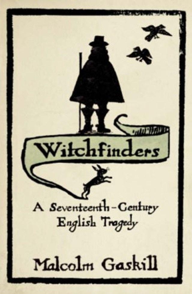 Witchfinders: A Seventeenth-Century English Tragedy - 1