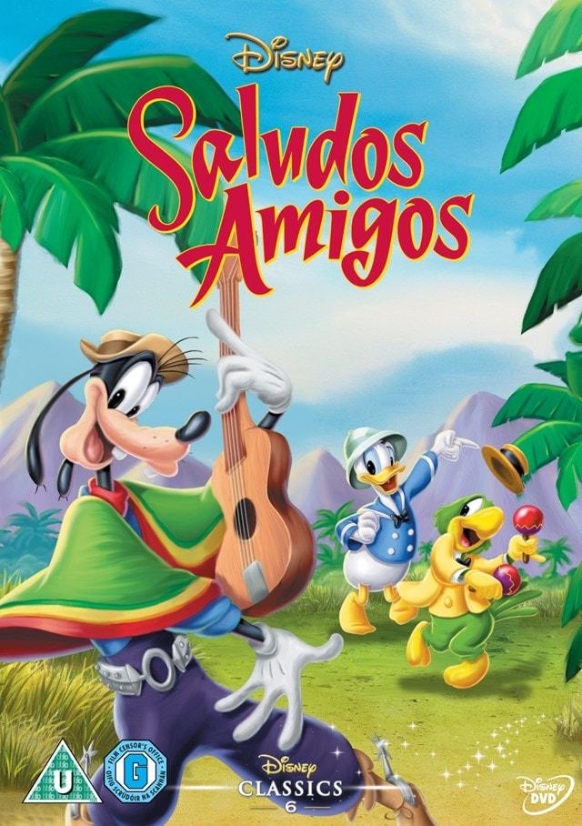 Saludos Amigos - 3