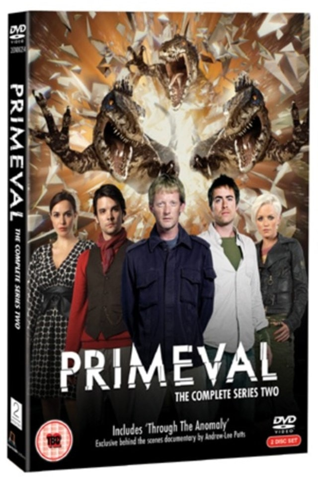 Primeval: The Complete Series 2 - 1