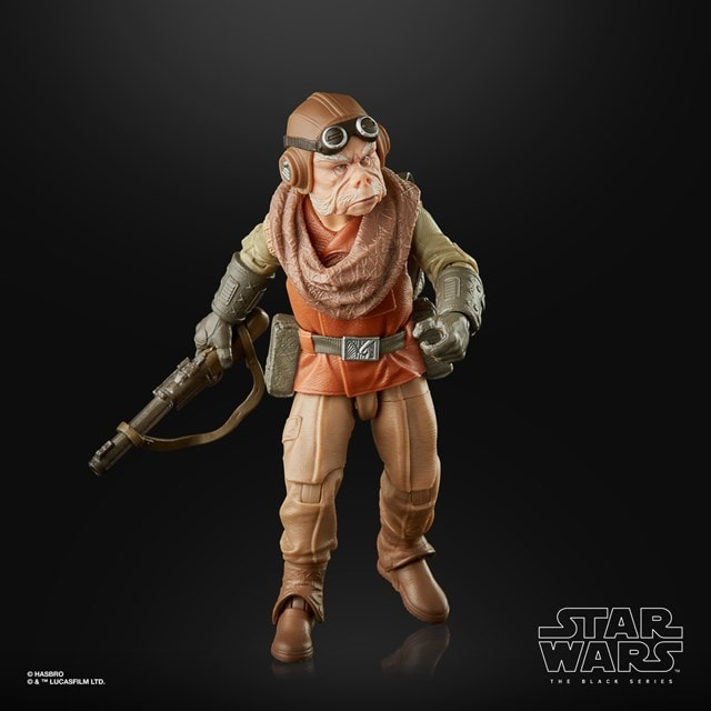 Kuill: The Mandalorian: The Black Series: Star Wars Action Figure - 4