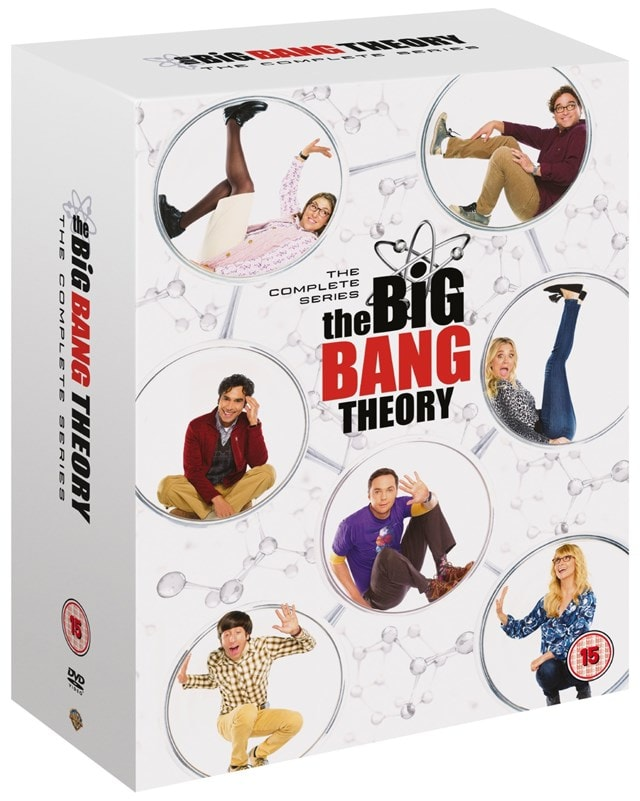The Big Bang Theory: The Complete Series - 2