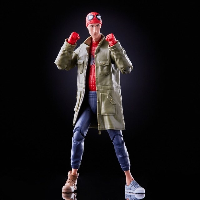 Peter B Parker: Spider-Man: Into The Spider-Verse Marvel Action Figure - 1