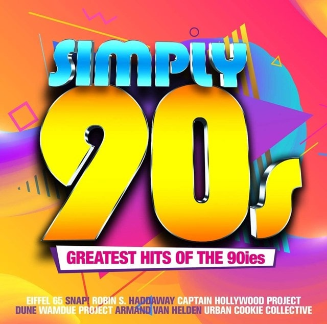 Simply 90s: Greatest Hits of the 90ies - 1