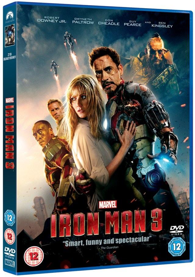 Iron Man 3 - 4