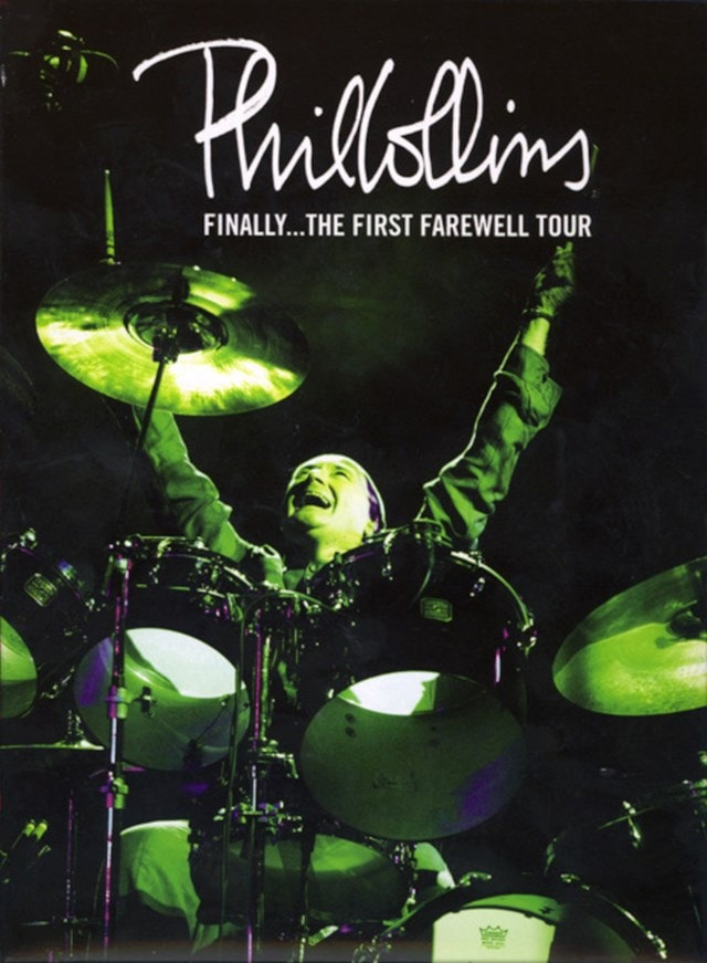 Phil Collins: Finally... The First Farewell Tour - 1
