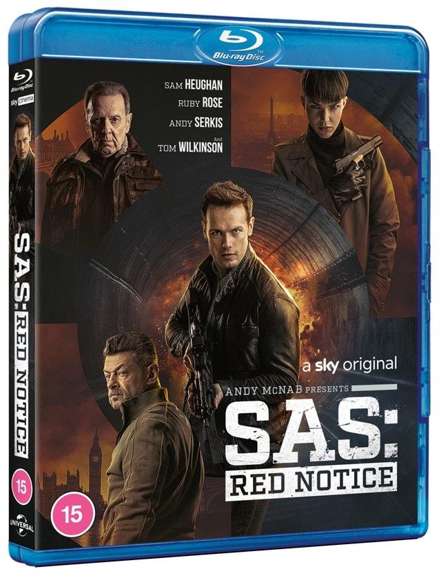 SAS: Red Notice - 2