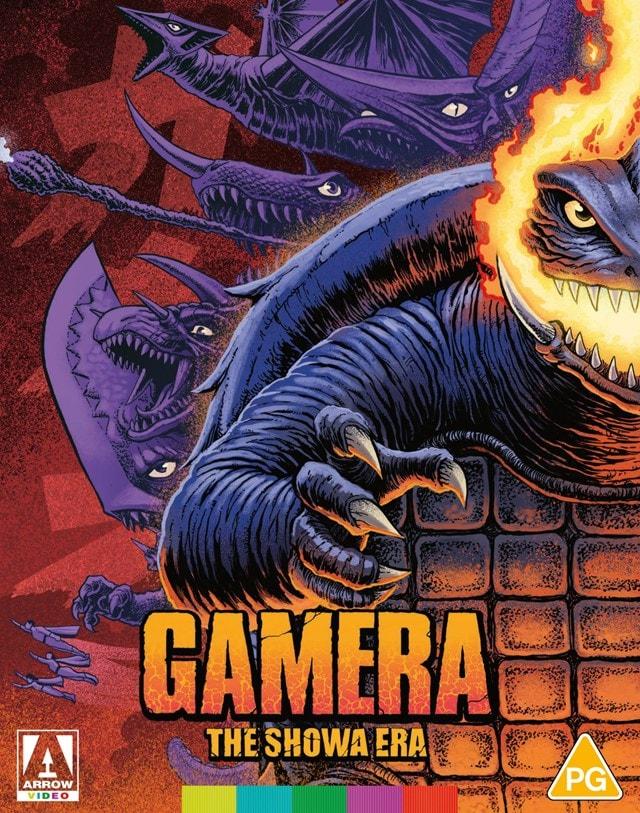 Gamera: The Showa Era - 1