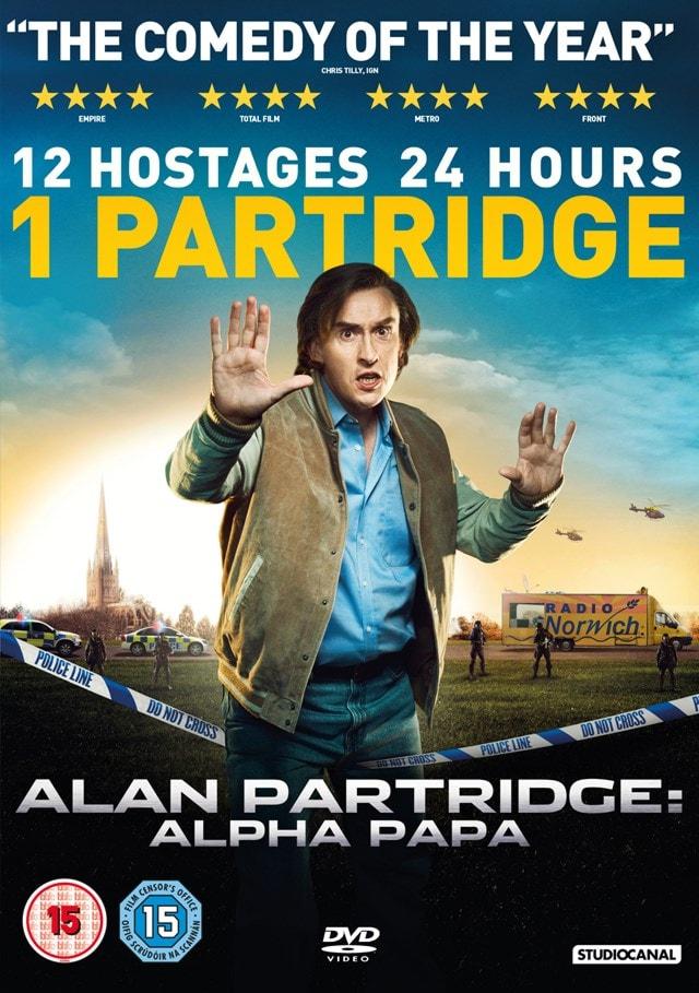 Alan Partridge: Alpha Papa - 1