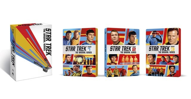 Star Trek The Original Series: Complete Limited Edition Steelbook - 3