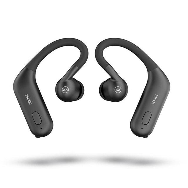 Mixx Audio Streambuds Sports Midnight Black True Wireless Bluetooth Earphones - 1