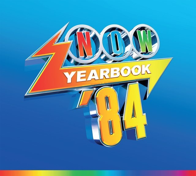 NOW Yearbook 1984 - 1