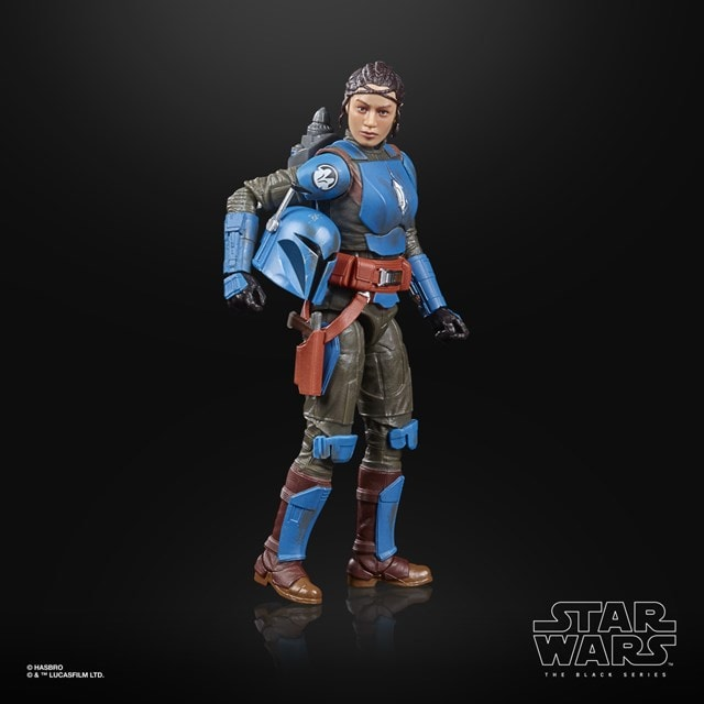Koska Reeves: The Mandalorian: Star Wars Black Series Action Figure - 2