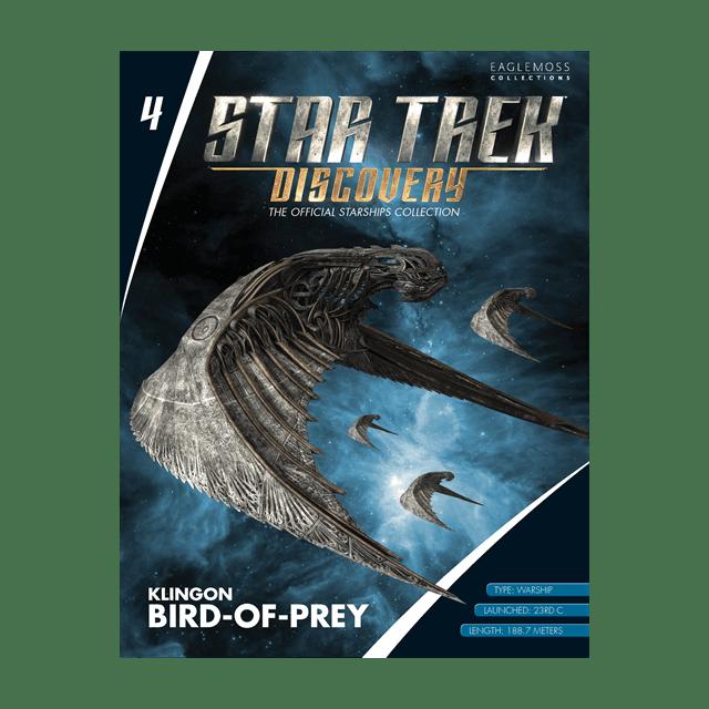 Star Trek Discovery: Klingon Bird-of-Prey Starship Hero Collector - 3