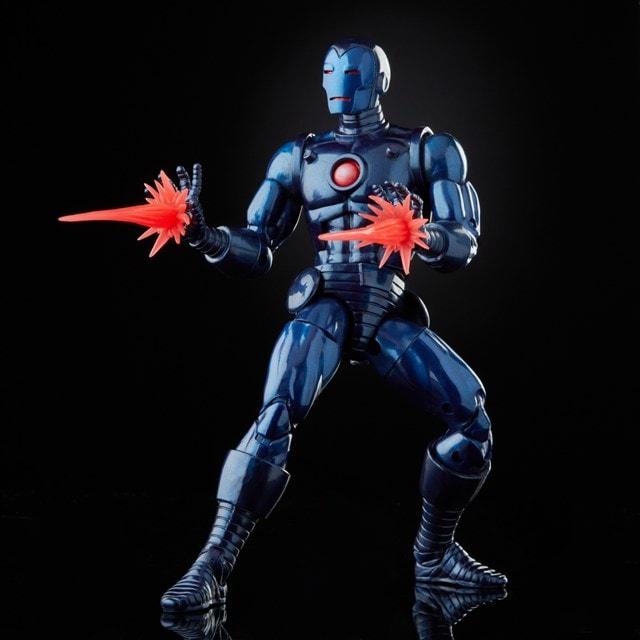 Hasbro Marvel Legends Series Stealth Iron Man Action Figure - 2