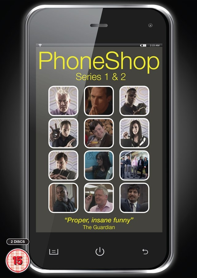 Phone Shop: Series 1 and 2 - 1