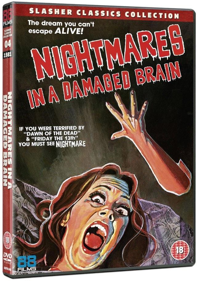 Nightmares in a Damaged Brain - 2