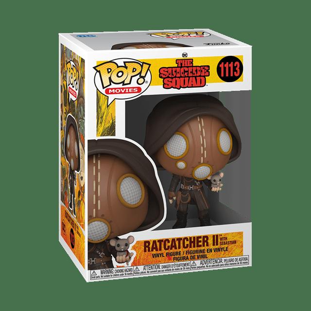 Ratcatcher Ii With Sebastian (1113): Suicide Squad 2021 Pop Vinyl - 2