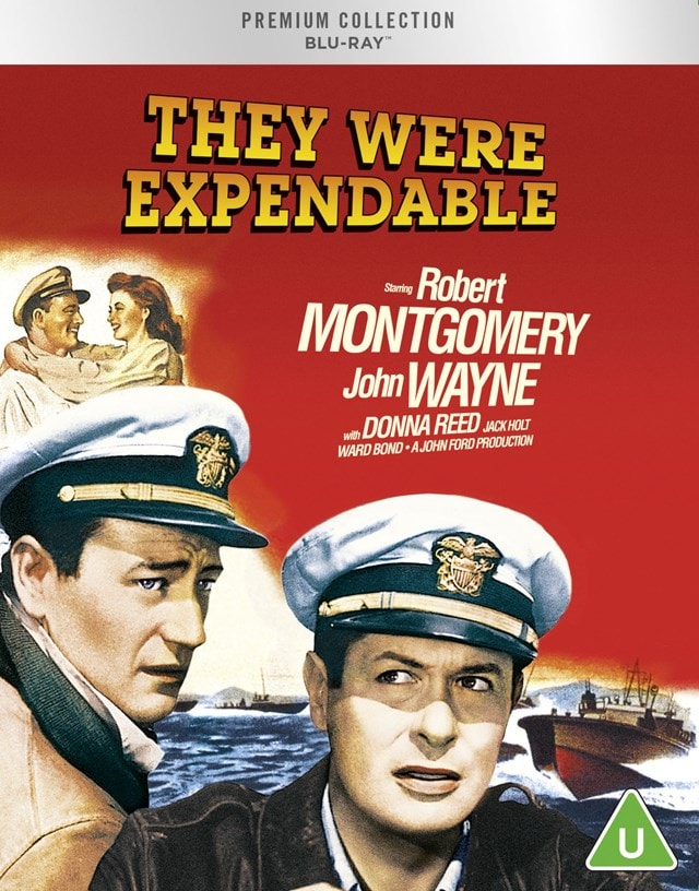 They Were Expendable (hmv Exclusive) - The Premium Collection - 2