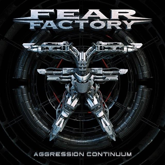 Aggression Continuum - 1