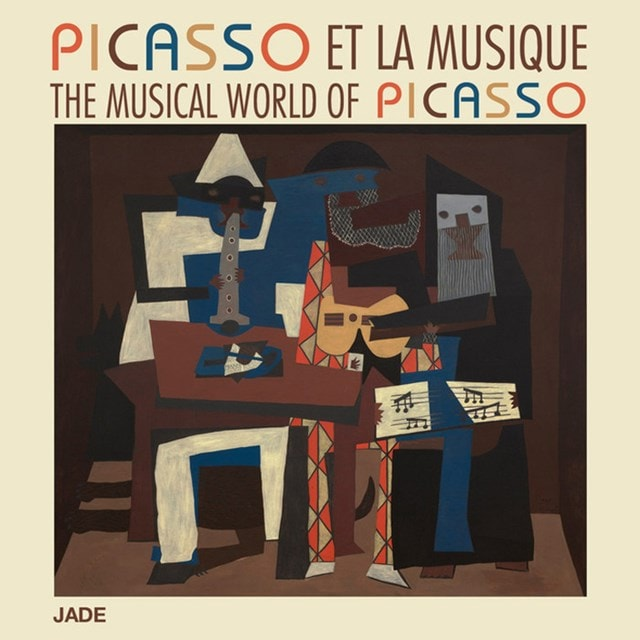 The Musical World of Picasso - 1