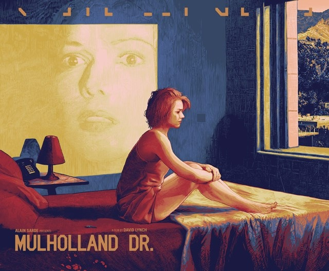 Mulholland Drive 20th Anniversary Collector's Edition (2021 Restoration) - 2