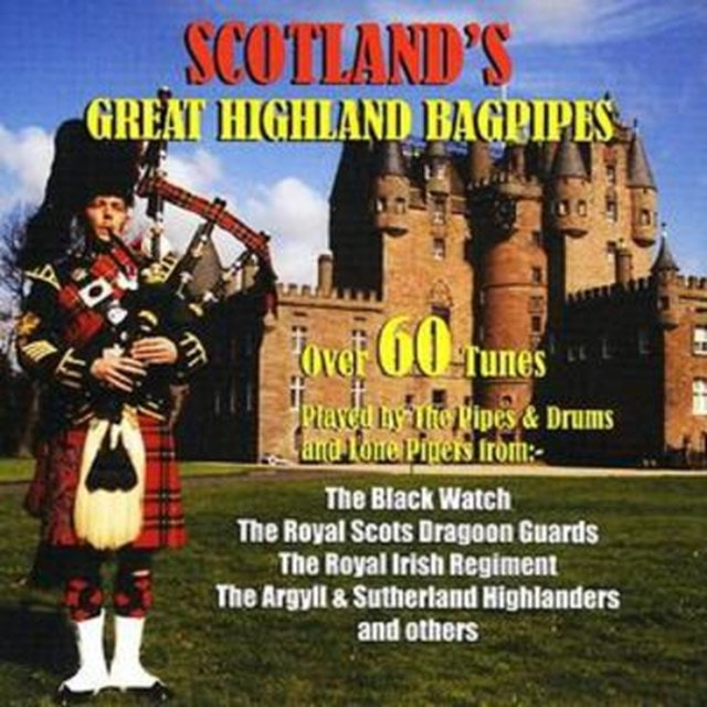 Scotland's Great Highland Bagpipes - 1