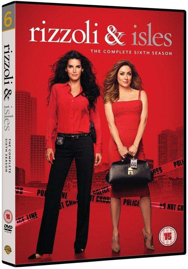 Rizzoli & Isles: The Complete Sixth Season - 2