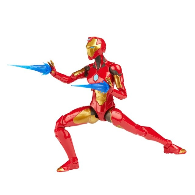 Hasbro Marvel Legends Series Ironheart Action Figure - 7