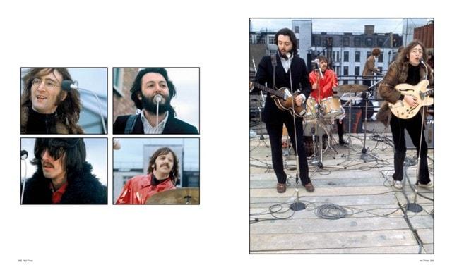 The Beatles: Get Back (Hardback) With Free Badge - 6