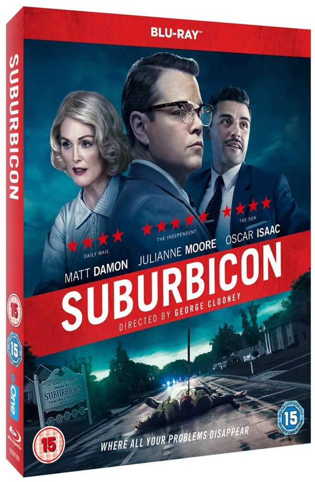 Suburbicon (hmv Exclusive) - 2