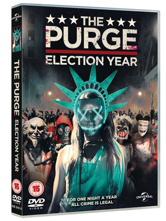 The Purge: Election Year - 2