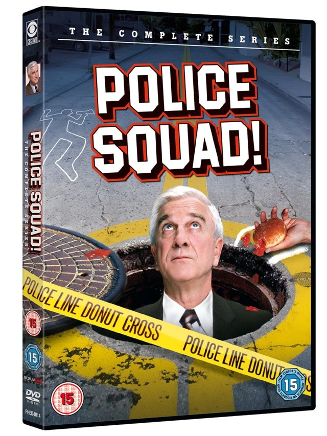 Police Squad: The Complete Series - 2