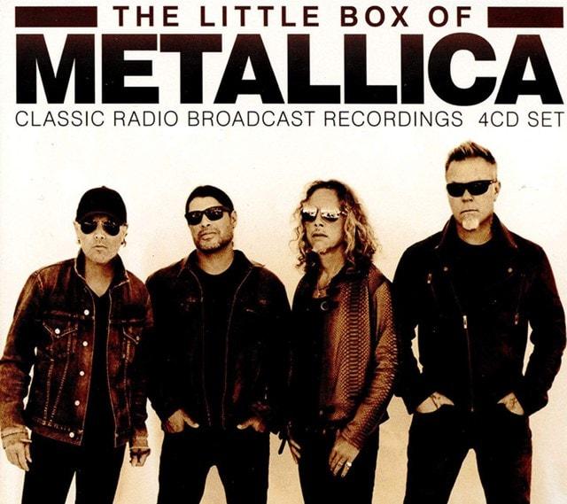 The Little Box of Metallica: Classic Radio Broadcast Recordings - 1