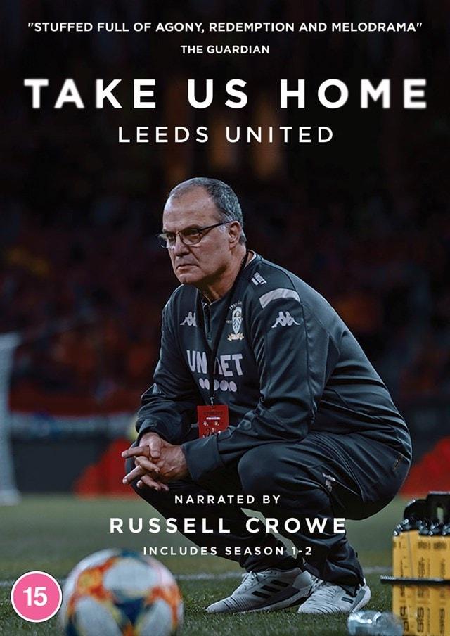 Take Us Home - Leeds United: Season 1 & 2 - 1
