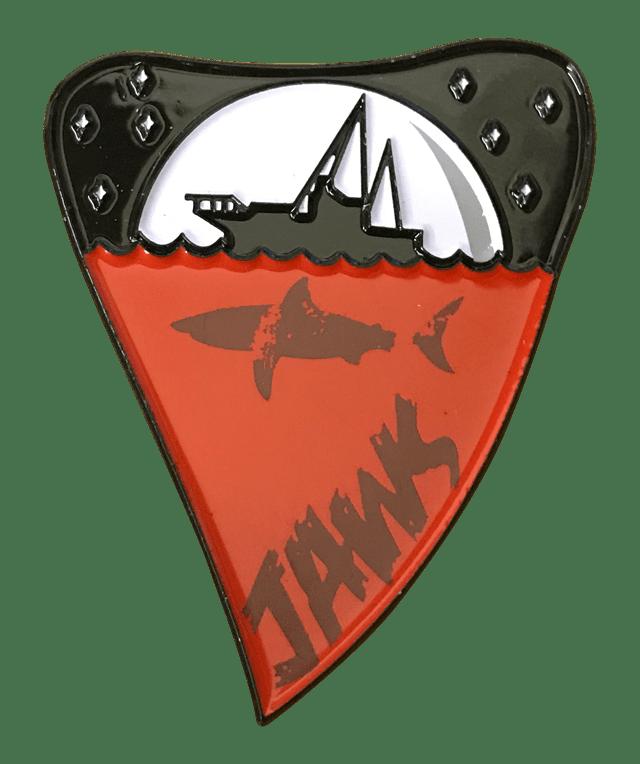 Jaws Pin Badge - 1
