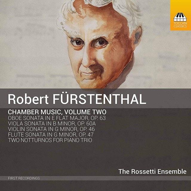 Robert Furstenthal: Chamber Music - Volume 2 - 1