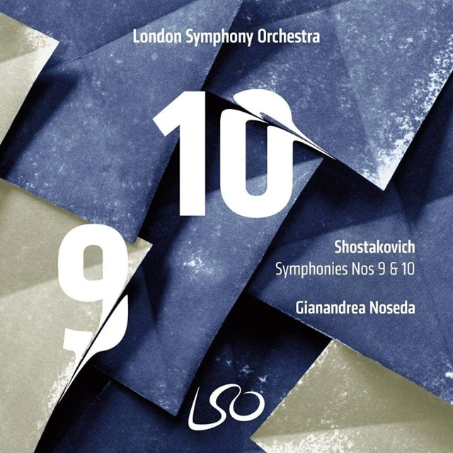 Shostakovich: Symphonies Nos. 9 & 10 - 1