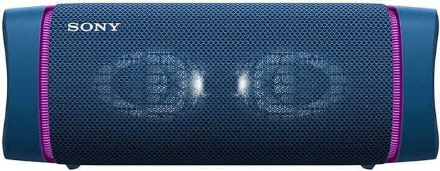 Sony SRSXB33 Blue Bluetooth Speaker - 1