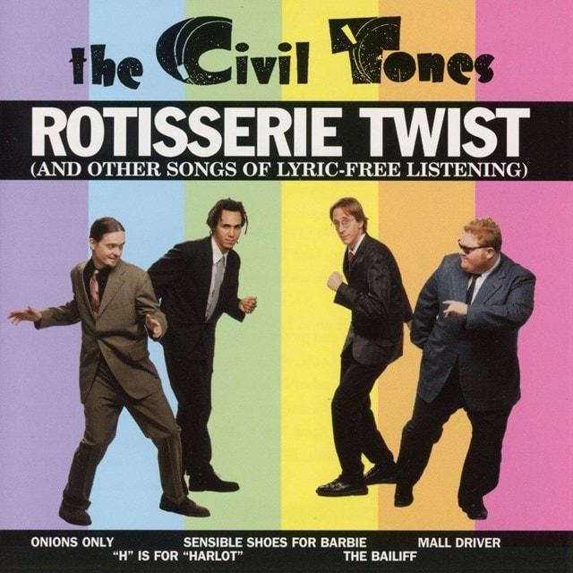 Rotisserie Twist - 1