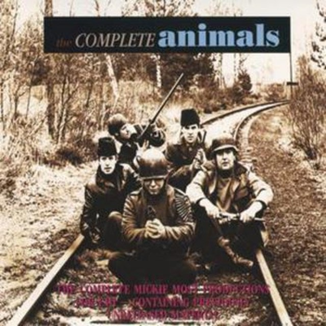 The Complete Animals - 1