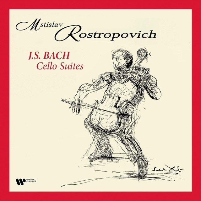 J.S. Bach: Cello Suites - 1