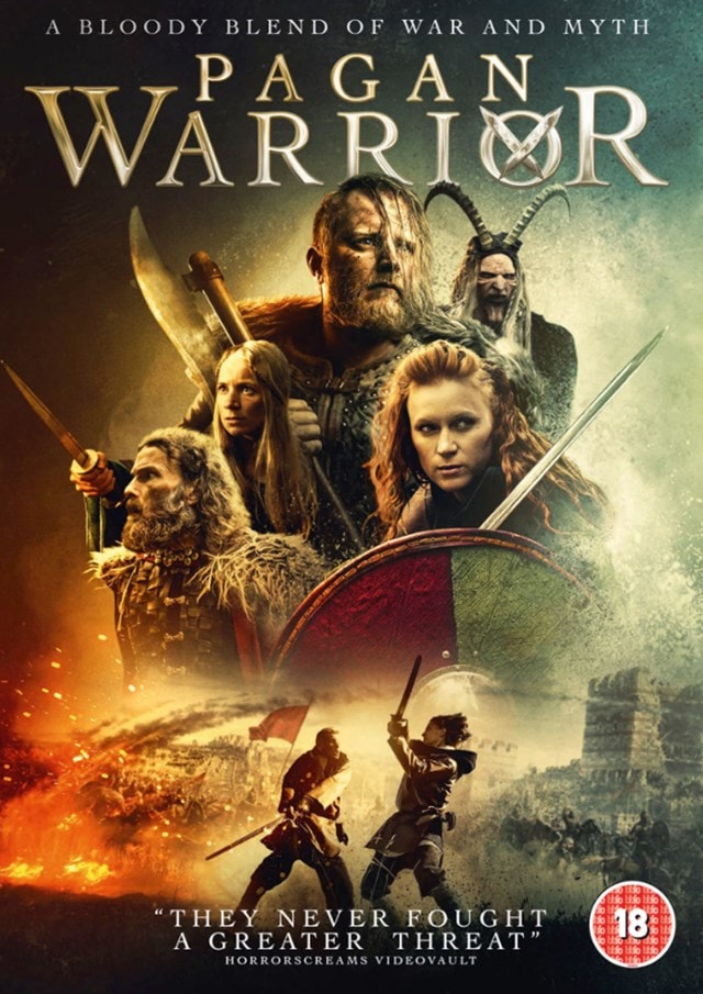Pagan Warrior - 1