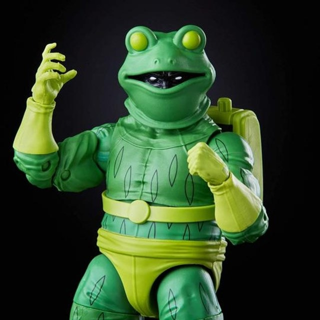 Frog-Man: Hasbro Marvel Legends Action Figure - 4