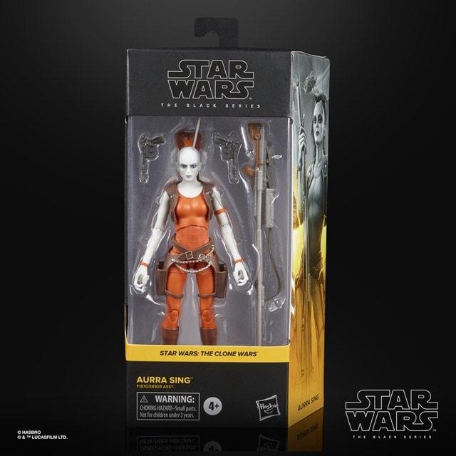 Aurra Sing: Clone Wars: Star Wars Black Series Action Figure - 6