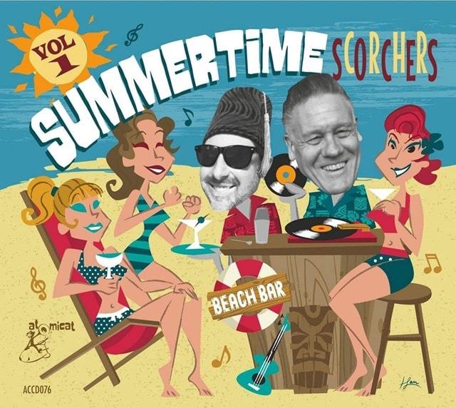 Summertime Scorchers - Volume 1 - 1