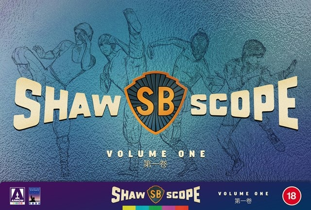 Shawscope: Volume One Limited Collector's Edition - 2
